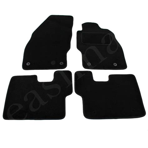 Car Mats For Vauxhall Corsa by Car Mat For Vauxhall Corsa D E Tailored Carpet Car Mats 2006 Onwards Black 4pcs Floor Buy