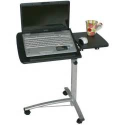 Laptop Desk Cart Furniture Simple Rolling Computer Cart Desk For Laptop