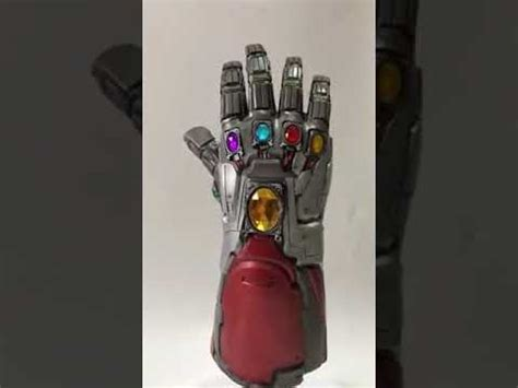 avengers endgame iron man infinity gauntlet youtube