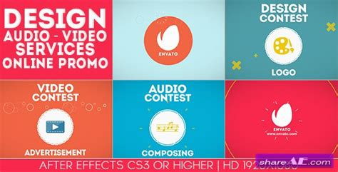 design effect online online 187 free after effects templates after effects