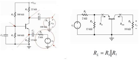 transistor lifier common base transistors calculating rout of a bjt while using correct rl electrical engineering stack