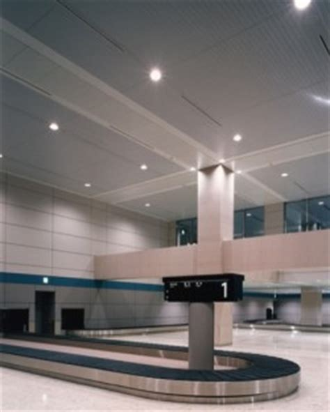 Suspended Ceiling Suppliers Airport Metal Ceiling Systems And Design Da