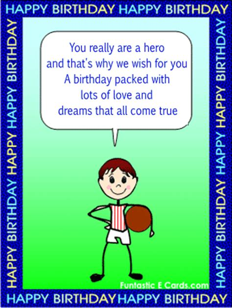 Birthday Quotes For Boy And Birthday Quotes For Teen Boys Quotesgram
