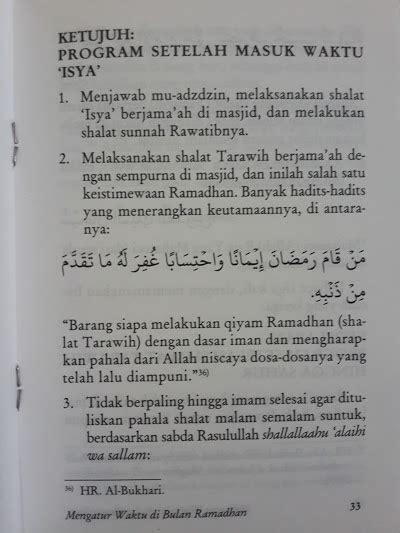 Buku Saku Amalan Di Malam Dan Hari Jum At buku saku mengatur waktu di bulan ramadhan toko muslim title