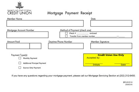 deposit for house loan 10 best images of down payment receipt sle down