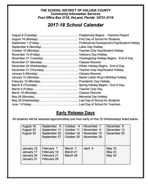Brevard School Calendar School Calendars My Central Florida Family Things To