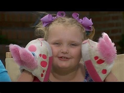a honey boo boo bride youtube honey boo boo interview 2013 part 2 star s belly makes
