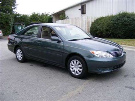 2002 toyota camry paint