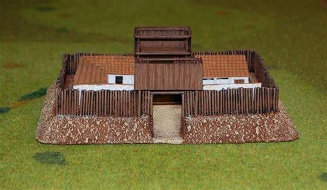 El Soldado Tranquilo Roman Camp Finished