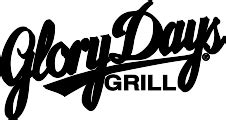 Glory Days Gift Card - glory days grill 174 the official food of hometown sports