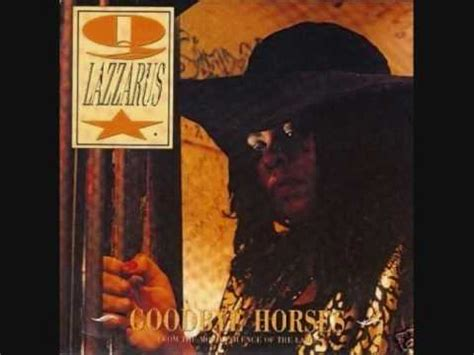 Biografia De Q Lazzarus   goodbye horses q lazzarus youtube