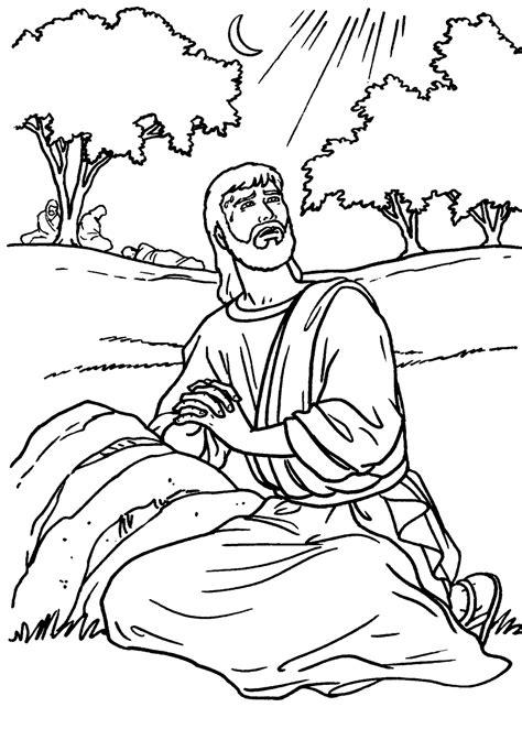 Desenhos Bíblicos para Colorir e Imprimir   Toda Atual