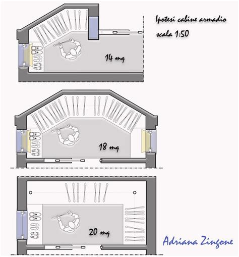cabina armadio dimensioni minime cabina armadio in spazi minimi