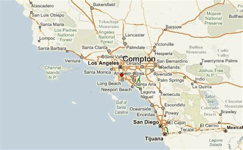 compton map compton location guide