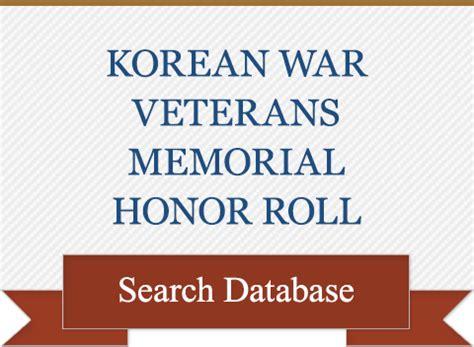 cold war service certificate massgov order a korean war honor roll certificate american