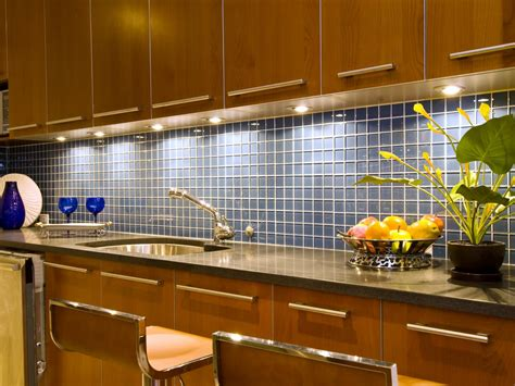 Glass Tile Designs For Kitchen Backsplash Style Your Kitchen With The In Tile Hgtv