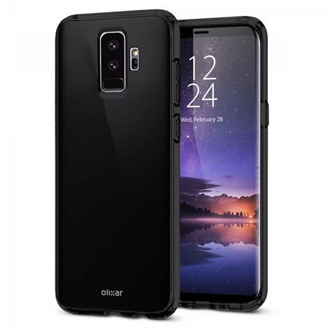 Samsung S9 samsung galaxy s9 plus cases olixar