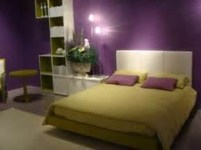 Purple And Green Home Decor Purple And Green Bedroom Beautiful Homes Design