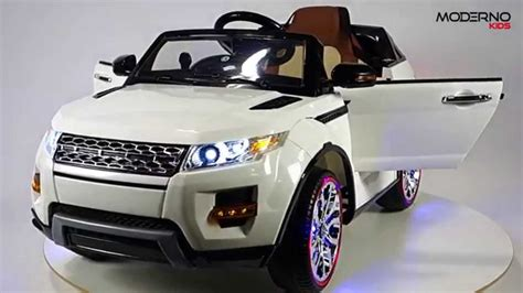 toy range rover range rover evoque style kids ride on toy car with remote