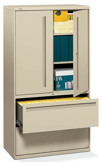 lateral file with storage cabinet storage cabinet with lateral file hon storage cabinet