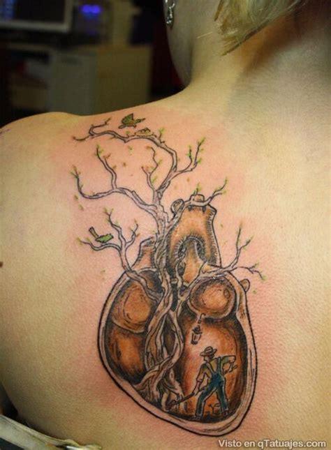 10 tatuajes de corazones los mejores tatuajes para
