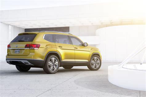 atlas volkswagen price volkswagen prices u s built atlas suv from 30 500