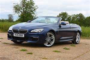 used bmw 6 series convertible for sale