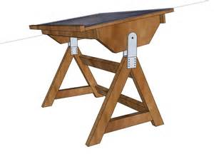 Plans For Drafting Table Best Woodworking Plans Book