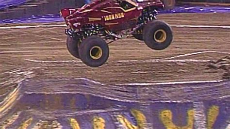 monster truck show in oakland ca monster jam iron man freestyle in oakland ca february