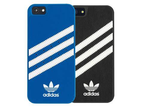 Adidas Single Stripe Iphone 5c Cover Hardcase Casing adidas moulded iphone se 5s 5 hoesje