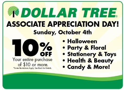 tree shop coupon 20 entire purchase dollar tree store coupon 10 entire purchase