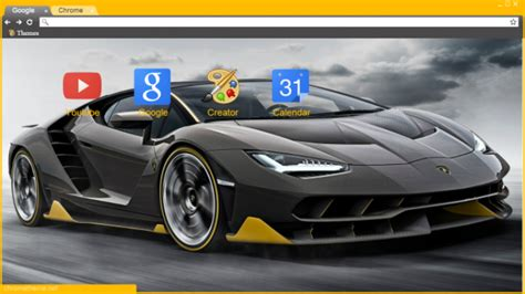 theme chrome lamborghini new 2017 lamborghini centenario chrome theme themebeta