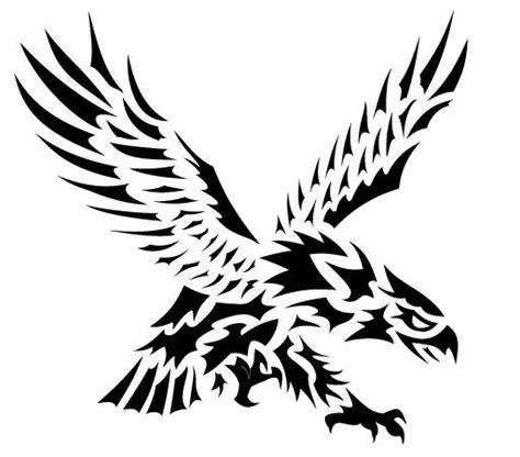 screaming eagle tattoos designs awesome tribal screaming eagle design