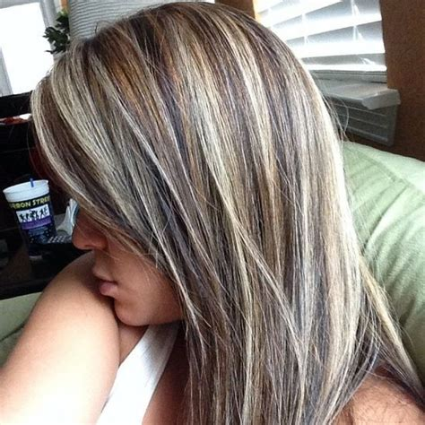 pictures of frosted hair highlights 501 best highlighted streaked foiled frosted hair 2