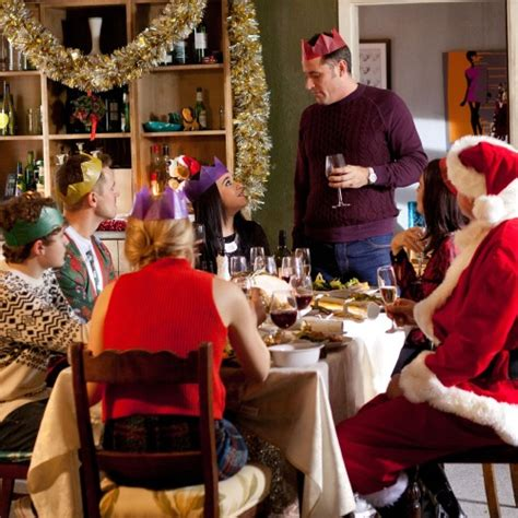 hollyoaks 2014 christmas preview will john paul and ste