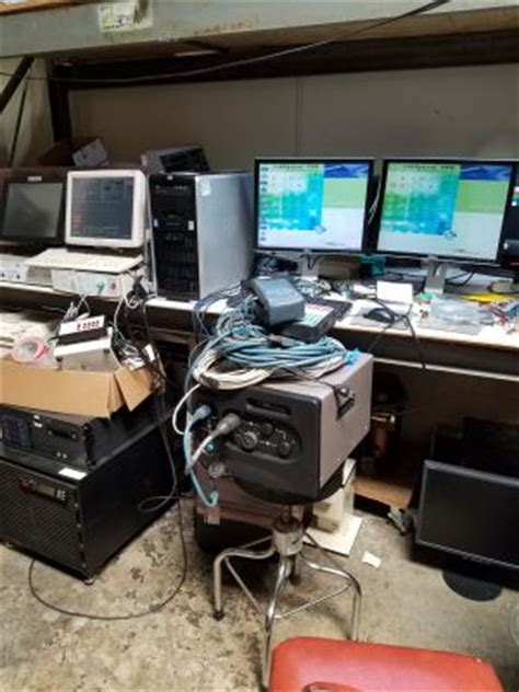 room recording system used bard lab pro electrophysiology ep lab x room for sale dotmed listing 2242286