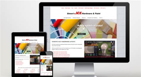 ace hardware website ace hardware by ensemble creativeensemble creative