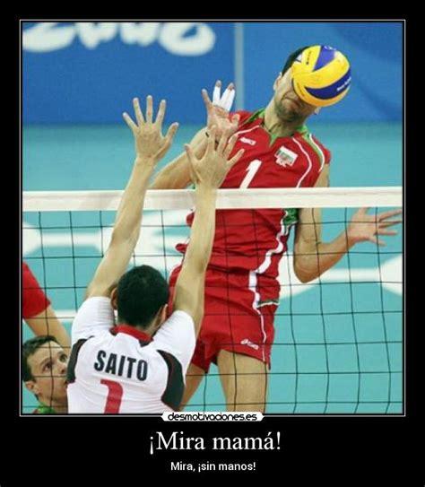 Imagenes Motivadoras De Voley | im 225 genes y carteles de voleibol desmotivaciones