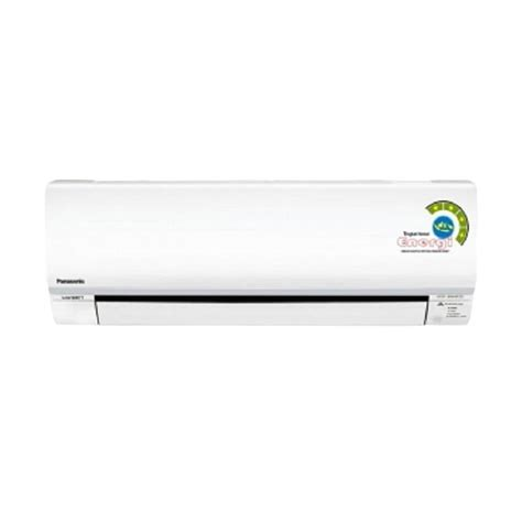 Ac Panasonic Eco jual panasonic cs kn5skj eco smart series ac split 0 5 pk