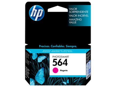 Tinta Hp 564 Color cartucho original de tinta magenta hp 564 cb319wl hp 174 m 233 xico