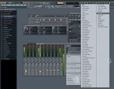 fl studio 11 advanced tutorial in hindi tutorial fl studio el mezclador y los insertos