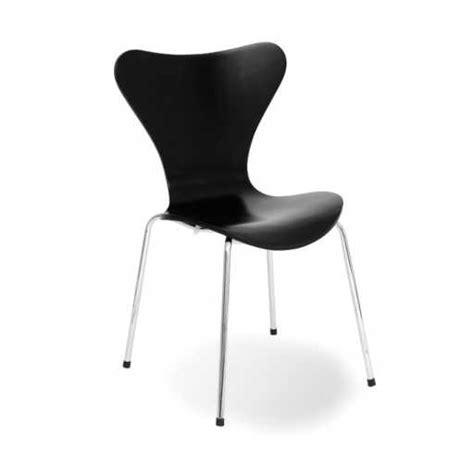 sedia jacobsen chaise de design jacobsen seven arredaclick
