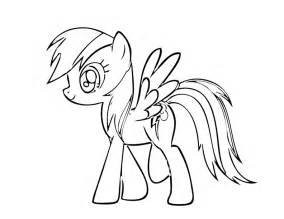 my pony coloring page 7 my pony coloring pages