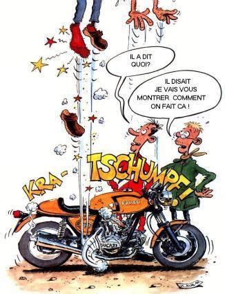 Lustige Motorrad Bilder Fürs Handy by Clipart Moto Humour Collection