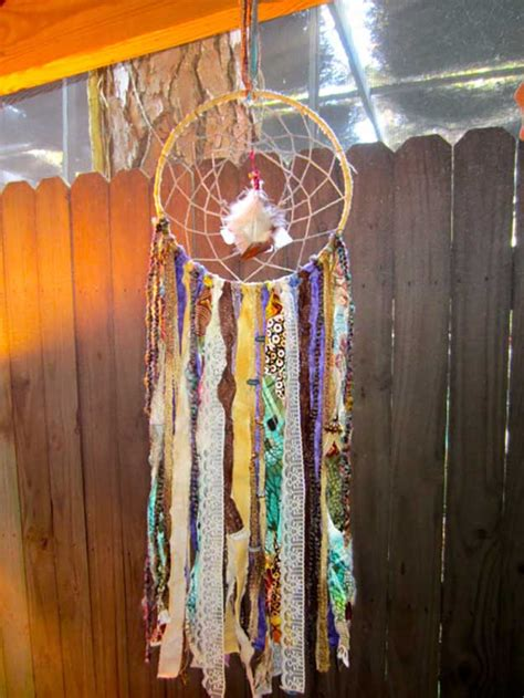 beautiful diy dreamcatcher ideas  keeping nightmares