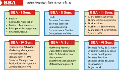 Scope After Doing Bba And Mba by Which Courses Should Be Chosen In Bba Mba India