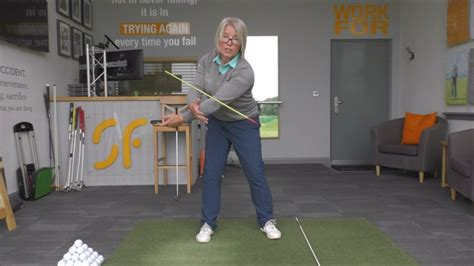 correct golf swing takeaway golf swing arm rotation part 1 correct golf swing take