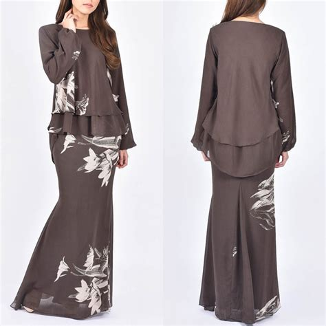 Baju Fathin peplum kurung dress newhairstylesformen2014