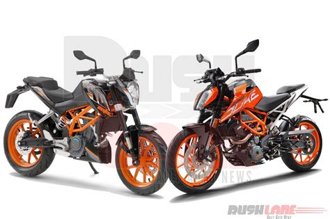 Difference Between Ktm 200 And 390 Ktm Duke 390 Vs New 0 100 Kmph Which One Is Faster