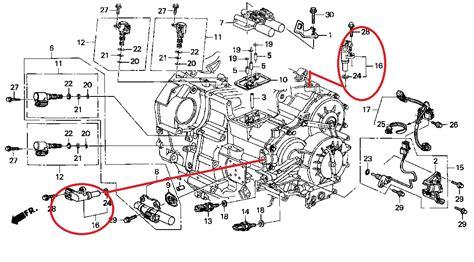 honda accord transmission fluid type 2006 transmission page 2 honda tech